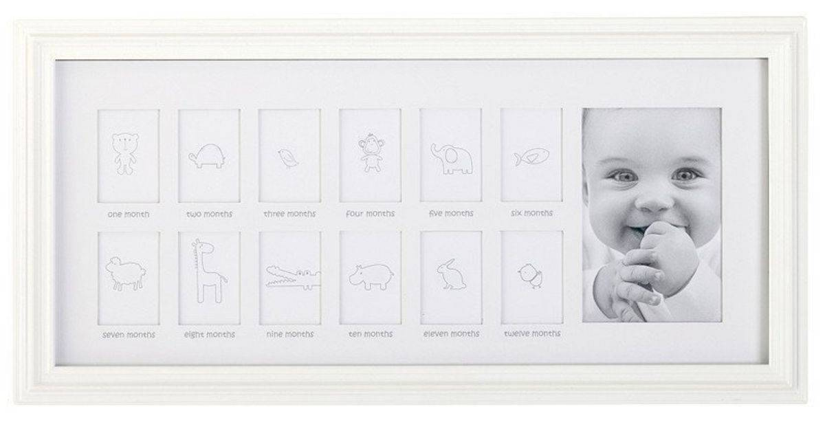 Baby's 1st Year Frame