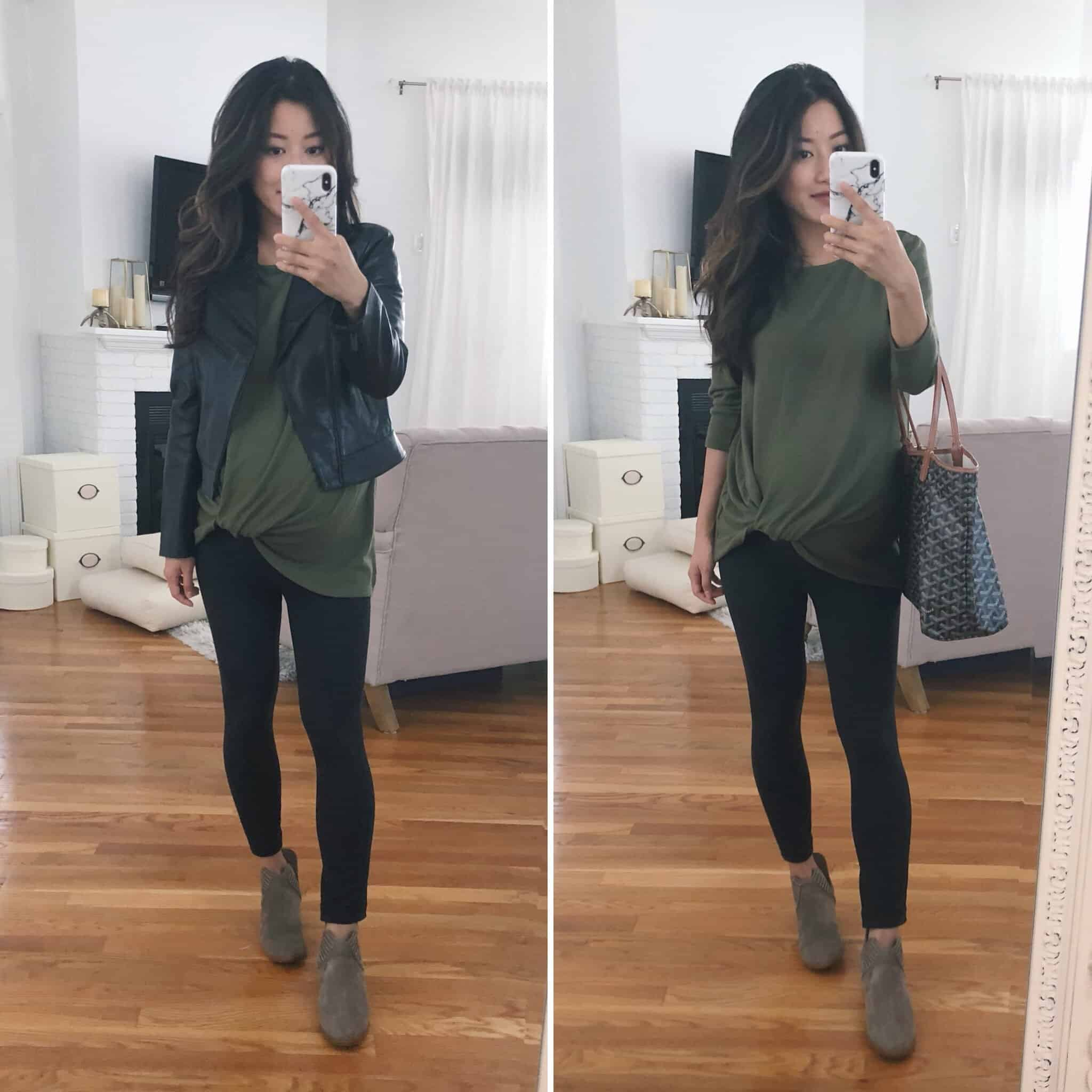 Maternity Leggings Ideas