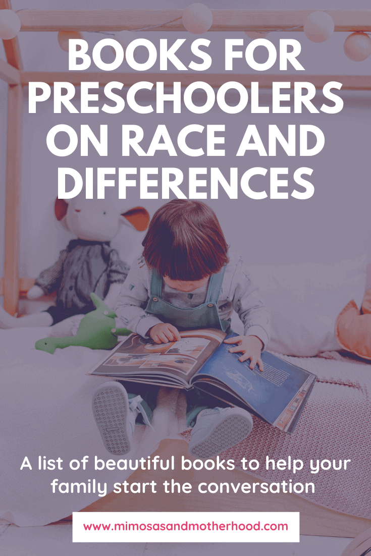 Books for Preschoolers on Race and Differences