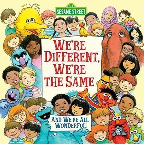 we're different we're the same